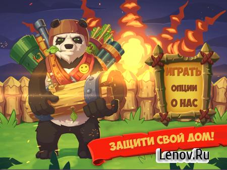 Panda Hit v 1.0.0 (Full) Мод (Coins & Gems)