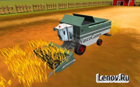 Reaping Machine Farm Simulator v 1.3 (Mod Money)