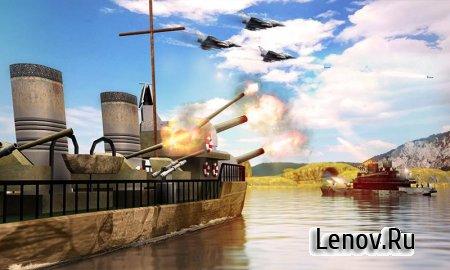 Secret Stealth Warship Combat v 1.1 (Mod Money)