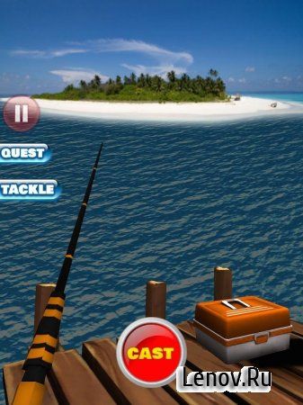 Real Fishing Ace Pro v 1.1.3 (Mod Money/Ads-Free)