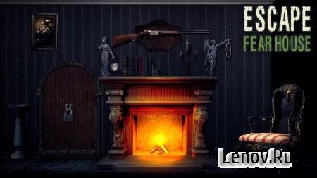 Escape Games: Fear House v 2.7 (Mod Hints/Ads-Free)