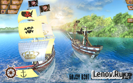 Creed Pirates Racing:Sandstorm v 1.0 (Mod Money)