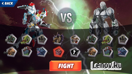 Robot Battle (обновлено v 1.1.6) (Mod Money)