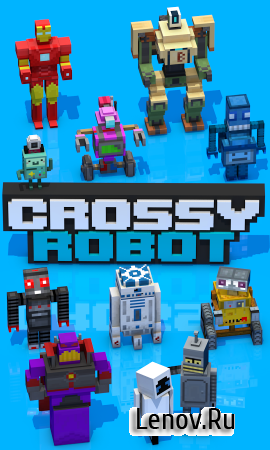 Crossy Robot Mixed Skins v 1.4.2 (Mod Money)