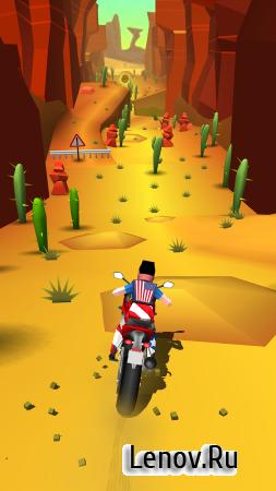 Faily Rider v 8.1 (Mod Money/Unlocked)