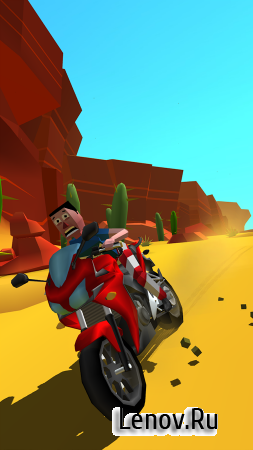 Faily Rider v 9.2 (Mod Money/Unlocked)