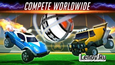 Rocketball: Championship Cup (обновлено v 1.1.1) (Mod Money)