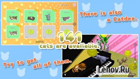 Cat Collect 〜nekoatsume〜 v 1.1.0 (Mod Money)