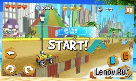 Buggy Car Stunts 3D: Race fun! v 1.2 (Mod Money)