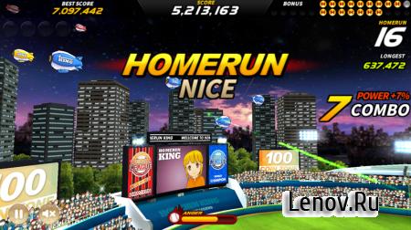 Homerun King (обновлено v 3.8.1) (Mod Money)