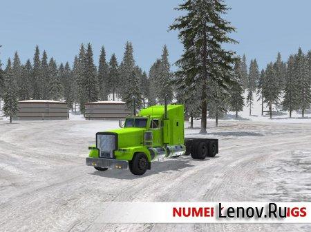 Arctic Trucker Simulator v 1.0 (Mod Money)