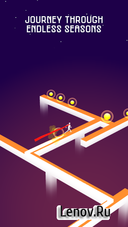 Crooked Path: Infinity Run v 1.12 (Mod Money/Unlocked)