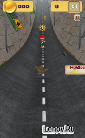 Scooter Flip Rush v 1.5 (Mod Money)