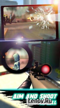 Sniper 3D Silent Assassin Fury (обновлено v 5.4) (Mod Money)