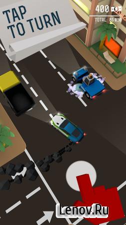 Drifty Chase v 2.1 (Mod Money)