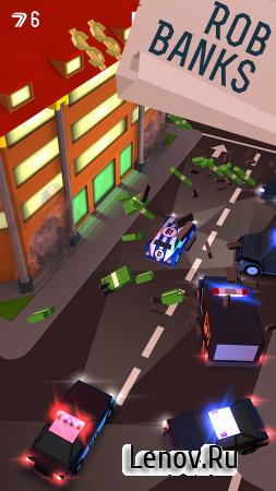 Drifty Chase v 2.1.2 (Mod Money)