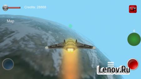 Space Conquest 3D v 1.33 (Mod Money)