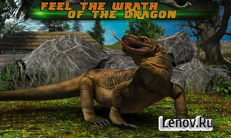 Komodo Dragon Rampage 2016 v 1.1 (Mod Money)