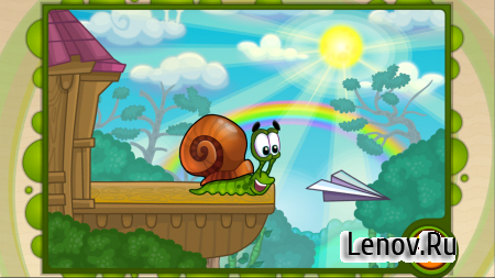 Snail Bob 2 v 1.2.6 Мод (много денег)