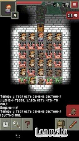 Remixed Pixel Dungeon v remix.28.5.fix.1.5 (Mod Money/EXP)