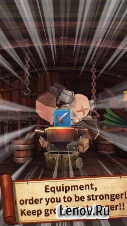 Legendary Tavern v 2.1.2 Mod (god mode/massive dmg)