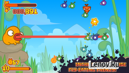 Francesco's Fly Frenzy v 1.0.3 (Mod Money)