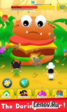 Bakery GO Chef Heroes v 1.4 (Mod Money)