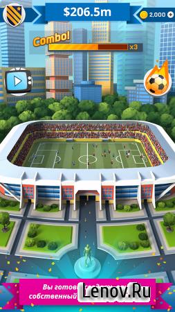 Tip Tap Soccer v 1.5.0 (Mod Money)