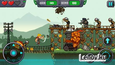 Metal Shooter: Super Soldiers (обновлено v 1.68) Мод (Premium/Ammo)