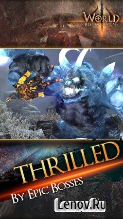 The World 3: Rise of Demon (обновлено v 1.28) (Mod Gems)