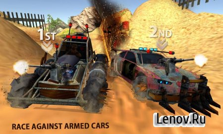 Buggy Car Race: Death Racing v 1.0.1 (Mod Money)