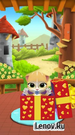 Emma The Cat - Virtual Pet v 1.1.1 (Mod Money)