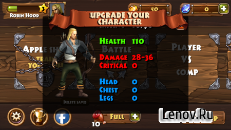 Robin Hood - Archery Games PVP v 1.021 (Mod Money)