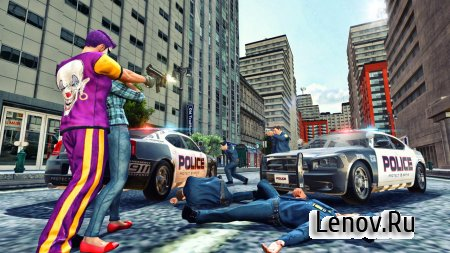 Robbery Master Criminal Squad v 1.1 Мод (Unlocked)