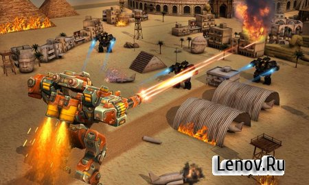 Clash of Mech Robots v 1.2 (Mod Money)