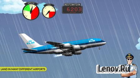 Transporter Flight Simulator v 4.2 (Mod Money)