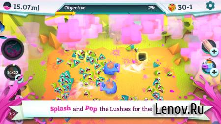 Splash Pop v 1.2.2 Мод (Unlimited Crystals)