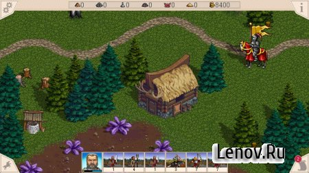 Royal Bounty HD (обновлено v 1.4 build 325) (Full) (Mod Gold/Ore & More)