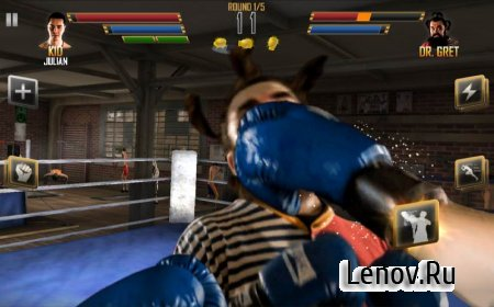 Boxing Combat v 1.05 (Mod Money)