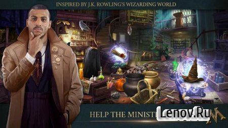 Fantastic Beasts: Cases v 2.3.7915 Мод (Gold/Gems/Lives)