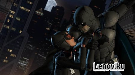 Batman - The Telltale Series (обновлено v 1.63) Мод (Unlocked)