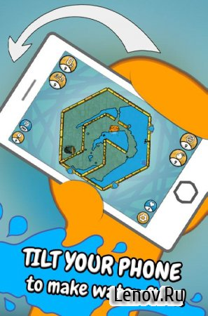 Hasty Hamster - A Water Puzzle v 1.2.1 (Mod Money/Ads-Free)