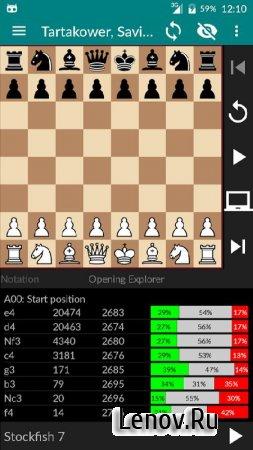 Perfect Chess Trainer (обновлено v 1.63.2) Мод (Unlocked)