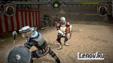 Knights Fight: Medieval Arena v 1.0.16 (Premium/Mod Money)