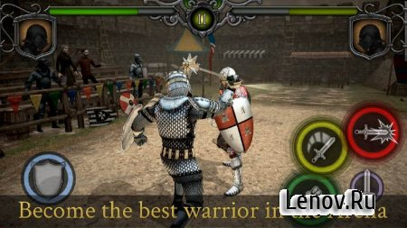 Knights Fight: Medieval Arena v 1.0.16 (Premium/Mod Money)