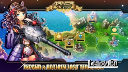 Armor Blitz v 1.4.19 Мод (Player free summon/Enemy can't summon)