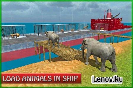 Animal Transport Cargo Ship v 1.1 (Mod Money)