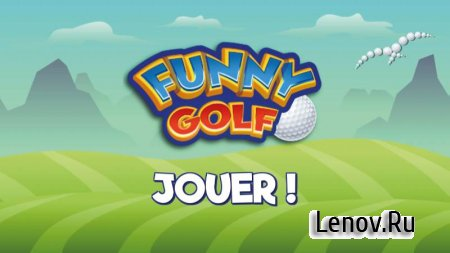 Funny Golf v 1.1 (Mod Money)