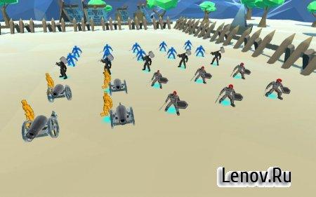 Epic Battle Simulator v 1.6.80 (Mod Money/Unlocked)
