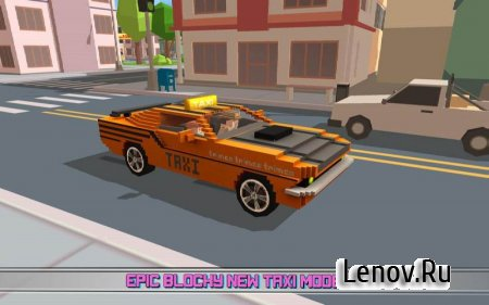 Fast City Taxi Race Legend v 1.0 (Mod Money)